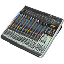Behringer QX2442USB Premium 24-Input 4/2-Bus Mixer