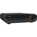 Behringer EUROCOM SN2108 80 Watt Mixer Amplifier (70V 3 plus 2 Inputs)