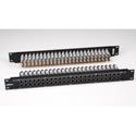 Bittree B48S-2WTHD 2x24 1RU Video Patchbay (WECO)
