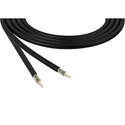Belden 1505A RG59/20 SDI Coaxial Cable Per Foot Black