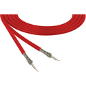 Belden 179DT Digital Video (RG179) Cable - Red - Per Foot