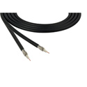 Belden 1855A Sub-Miniature RG59 Digital Coaxial Cable 23 AWG 1000 Foot