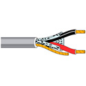 Belden 5300FE Non-Paired Beldfoil Security / Alarm Cable 1000 Foot-Gray