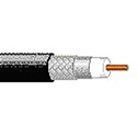Belden 7733A Plenum RG-8/U 50ohm Cable - Per ft - Black