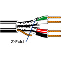 Belden 8723 2-Pair Audio and Control Cable - 500 Foot