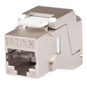 Belden AX104562 10GX Shielded KeyConnect Modular Jack - Category 6A - RJ45