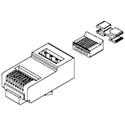 Belden C6PFCU-B25 Cat5E/6 Field Crimped Plug Kit - 25 Pack