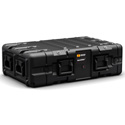 Pelican Blackbox 3U Lightweight Compact and Double Ended Case - Rackmount