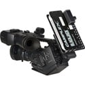 Camplex Camera Mount Neutrik opticalCON Adapter for Blackmagic ATEM Camera Conve