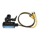 Camplex BLACKJACK-OP8 opticalCON QUAD to Four (4) ST Breakout Adapter - Singlemode with Clamp