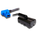 Blueshape BPA-002 B-Tap to Bare End BUBBLEPACK Adapter Cable for Sony Cameras