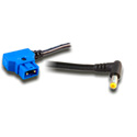 Blueshape BPA-005 D-Tap/P-Tap BUBBLEPACK Adapter Cable for Canon C100/300/500