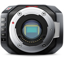 Blackmagic BMD-CINECAMMICHDMFT Micro Cinema Camera B-Stock (Cosmetic Marks/No Packaging)