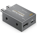 Blackmagic Design BMD-CONVCMIC/SH/WPSU Micro Converter - SDI to HDMI with Power