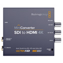 Blackmagic Design CONVMBSH4K Mini Converter - SDI to HDMI 4K