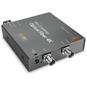 Blackmagic BMD-CONVMOF4K Bidirectional 6G-SDI 4K to LC Fiber Mini Converter