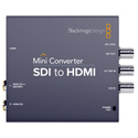 Blackmagic CONVMBSH Switchable 3G / HD / SD SDI to HDMI Mini Converter