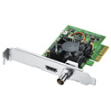 Blackmagic DeckLink Mini Monitor 4K Low Profile PCIe Playback Card
