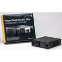 Blackmagic Design BMD-HYPERD/STM HyperDeck Studio Mini - Bstock (Cosmetic Scratches)
