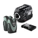 Blackmagic Design BMD-CINEURSAMUPRO46K URSA Mini Pro 4.6K Camera - Gold Mount Bu