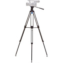 Benro AD71FK5 Video Tripod Kit - Twin Legs
