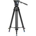 Benro BV4 Video Tripod Kit with Dual Stage Legs