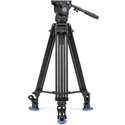 Benro BV6 Video Tripod Kit with Dual Stage Legs