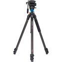 Benro C2573FS4 Video Tripod Kit - Single Legs