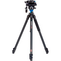 Benro C2573FS6 Video Tripod Kit - Single Legs