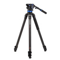 Benro C373FBS7 Carbon Fiber Video Tripod Kit with S7 Video Head