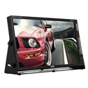 BON BEM-212 21.5 Inch 3G/HD/SD-SDI & HDMI LCD Studio Broadcast & Production Monitor with Waveform & Vectorscope