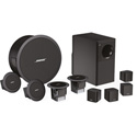 Bose FreeSpace 3 Surface Mount Subwoofer/Satellite System - Black