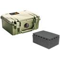 Pelican 1150 Case With Foam - OD Green