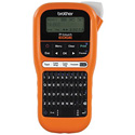 Brother P-Touch PT-E110 Industrial Handheld Labeling Tool Kit