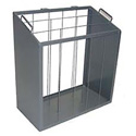 Backstage Equipment B-02T Accessory Net Basket (24 Inch x 36 Inch) Triple
