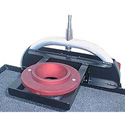Backstage TR-04 EU-100 100mm Euro Mount with Front Box Holder