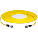 Belden Audio Cable XLRP- XLRP 50ft-Yellow - Bstock (Used)