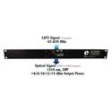 Blonder Tongue FIBT-S3A-818B Fiber Optic Transmitter Single-Mode DFB Laser 110Ch 45-860MHz