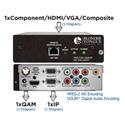 Blonder Tongue HDE-CHV-QAM/IP High Definition MPEG-2 Encoder Module