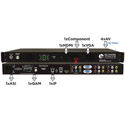 Blonder Tongue HDE-HVC-PRO Professional Series MPEG-2 HD/SD Encoder - HDMI/VGA/YCbCr/Composite