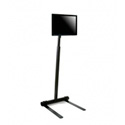 Broadcast Vision AXSS3 Telescopic Floor Stand for 15 & 17 Inch Screens