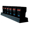 Broadcast Vision BVSSBC6 6 Receiver Charging Tray (receivers sold separately)