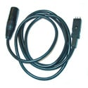 Beyerdynamic Connecting Cable for DT 100/108/109 Headsets with 4 pin XLR Male co