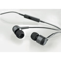Beyerdynamic MMX iE In-ear Headset for iPhone & Smart Phone