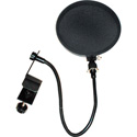 CAD EPF15A 6in Pop Filter on 15in Gooseneck with Clamp