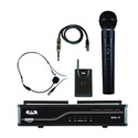 CAD Audio GXLVHB Dual Channel Wireless VHF - Handheld & Bodypack