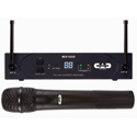 CAD WX1600-F UHF 100 Channel Handheld Wireless System - F Band 638-662 MHz
