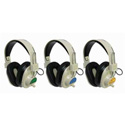 Califone CLS729 Wireless Headphone - Green 729.00 MHz