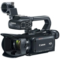 Canon XA11 Full HD Camcorder with Lens Hood Battery Pack Microphone Holder Unit/Handle Unit and Compact Power Adapter
