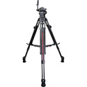 Cartoni SDS08CXM Focus 8 SDS Series 2 Stage CF 75mm Smart Stop Tripod Smart Lock ML Spreader Pan Bar & Soft Case